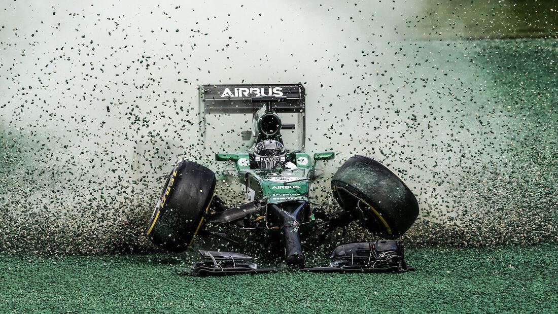 Kamui Kobayashi - Formel 1 - GP Australien 2014 - Danis Bilderkiste