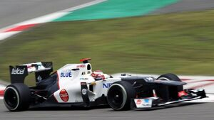 Kamui Kobayashi  - Formel 1 - GP China - 14. April 2012
