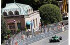 Kamui Kobayashi - Formel 1 - GP Monaco - 24. Mai 2014