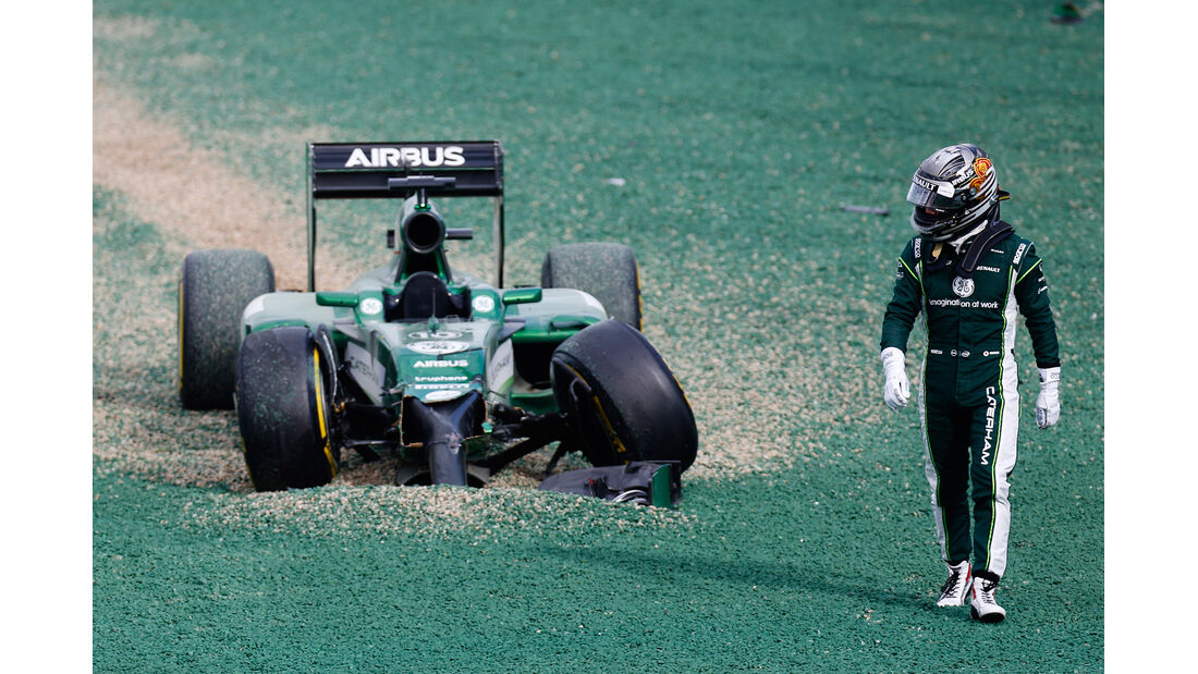 Kamui Kobayashi - GP Australien 2014