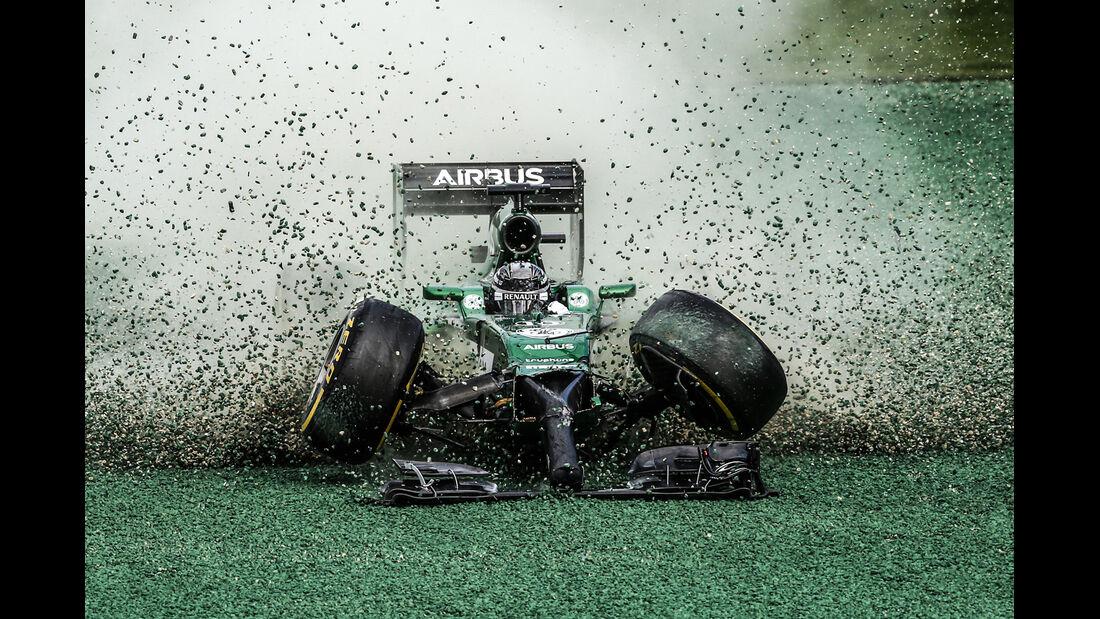 Kamui Kobayashi - GP Australien 2014 - Formel 1 - Tops & Flops