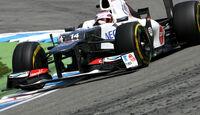 Kamui Kobayashi GP Deutschland 2012