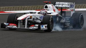 Kamui Kobayashi - GP Deutschland - Nürburgring - 22. Juli 2011