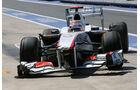 Kamui Kobayashi - GP Europa 2011