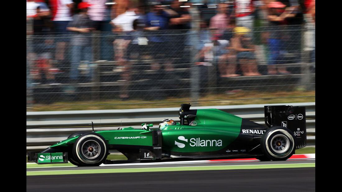 Kamui Kobayashi - GP Italien 2014