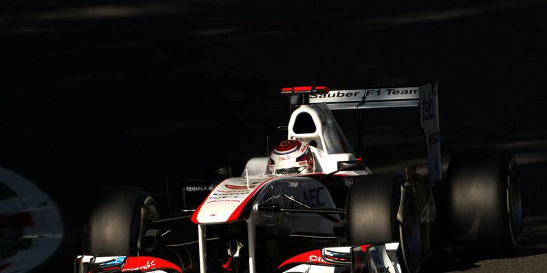 Kamui Kobayashi - GP Italien - Monza - 9. September 2011