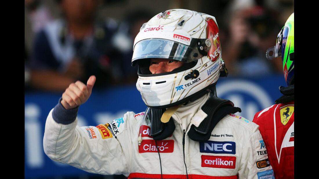Kamui Kobayashi - GP Japan 2012