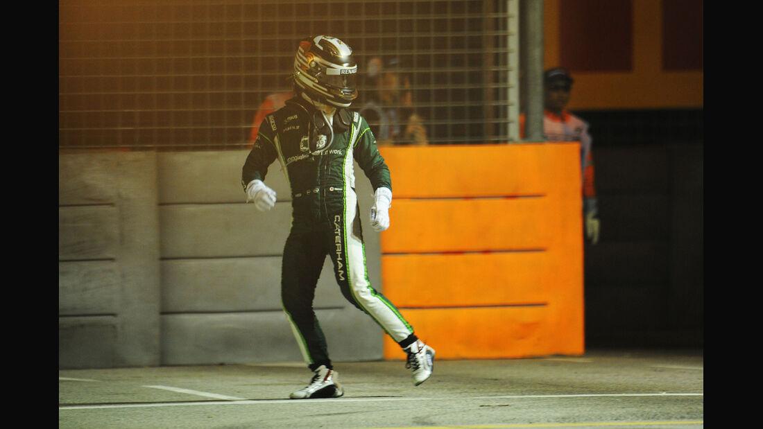 Kamui Kobayashi - GP Singapur 2014