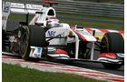 Kamui Kobayashi - GP Ungarn - Formel 1 - 29.7.2011
