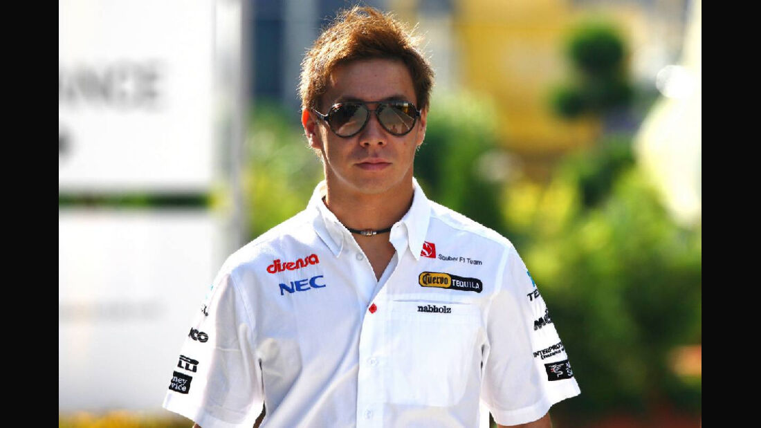 Kamui Kobayashi - GP Ungarn - Formel 1 - 30.7.2011