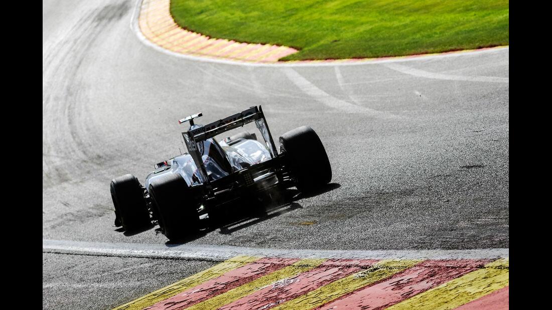 Kamui Kobayashi - Sauber - Formel 1 - GP Belgien - Spa-Francorchamps - 1. September 2012