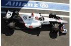 Kamui Kobayashi - Sauber - Formel 1 - GP Brasilien - Sao Paulo - 23. November 2012