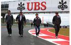 Kamui Kobayashi - Sauber - Formel 1 - GP USA - Austin - 15. November 2012