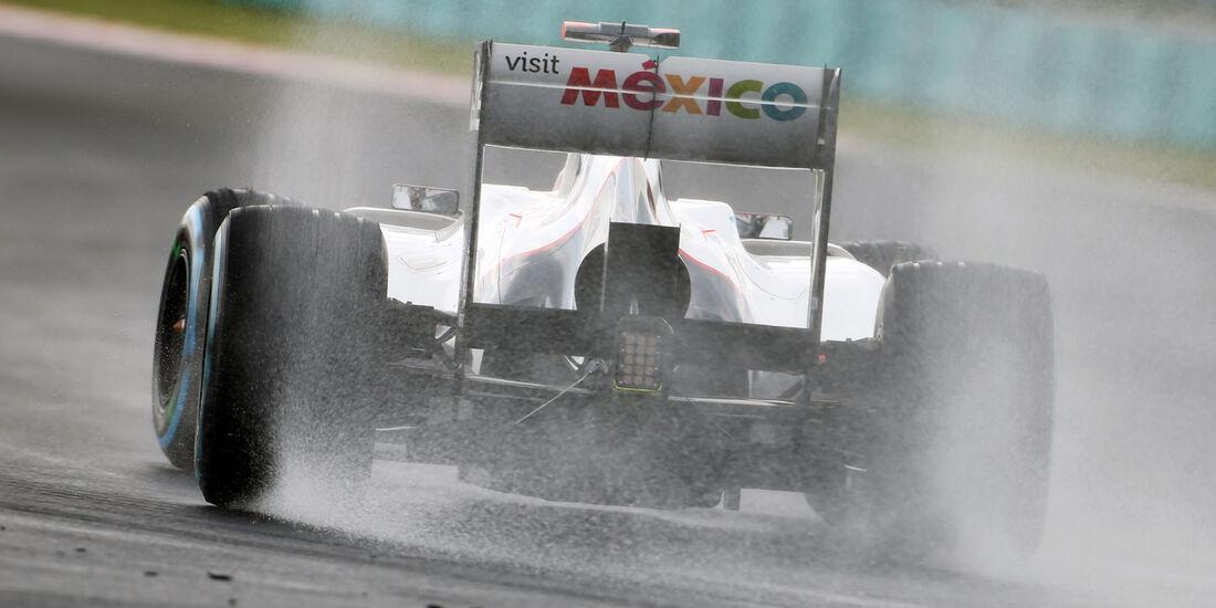 Kamui Kobayashi - Sauber - Formel 1 - GP Ungarn - Budapest - 27. Juli 2012
