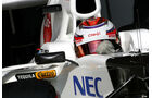 Kamui Kobayashi - Sauber - Formel 1-Test Barcelona - 4. März 2012