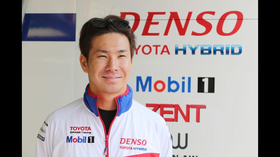 Kamui Kobyashi - Toyota 2016
