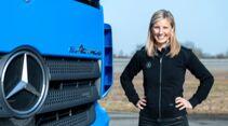 Karin RŒdstršm, Vorstandsmitglied Daimler Truck AG und Leiterin Mercedes-Benz Trucks.