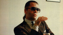 Karl Lagerfeld Interview 1985