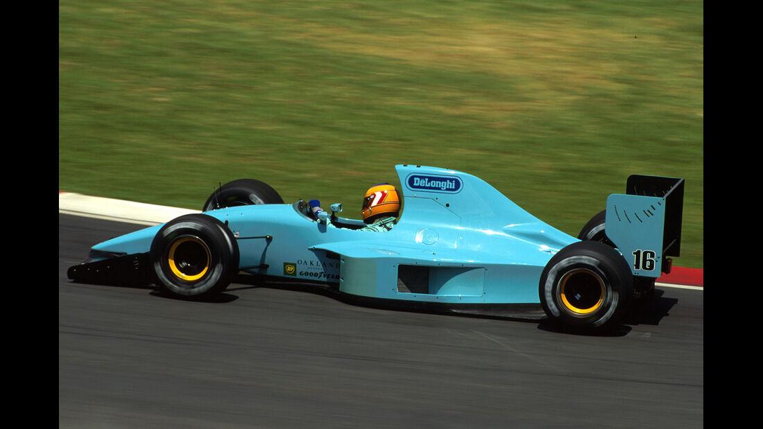 Karl Wendlinger - March-Ilmor CG911 - Formel 1 - 1992