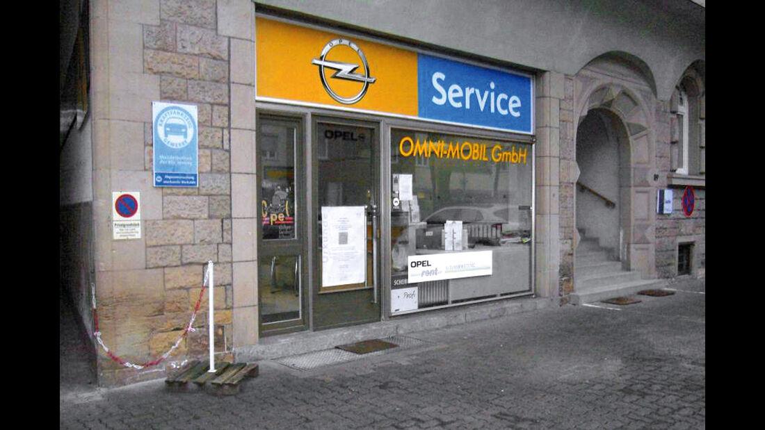 Karlsruhe, Omni-Mobil GmbH