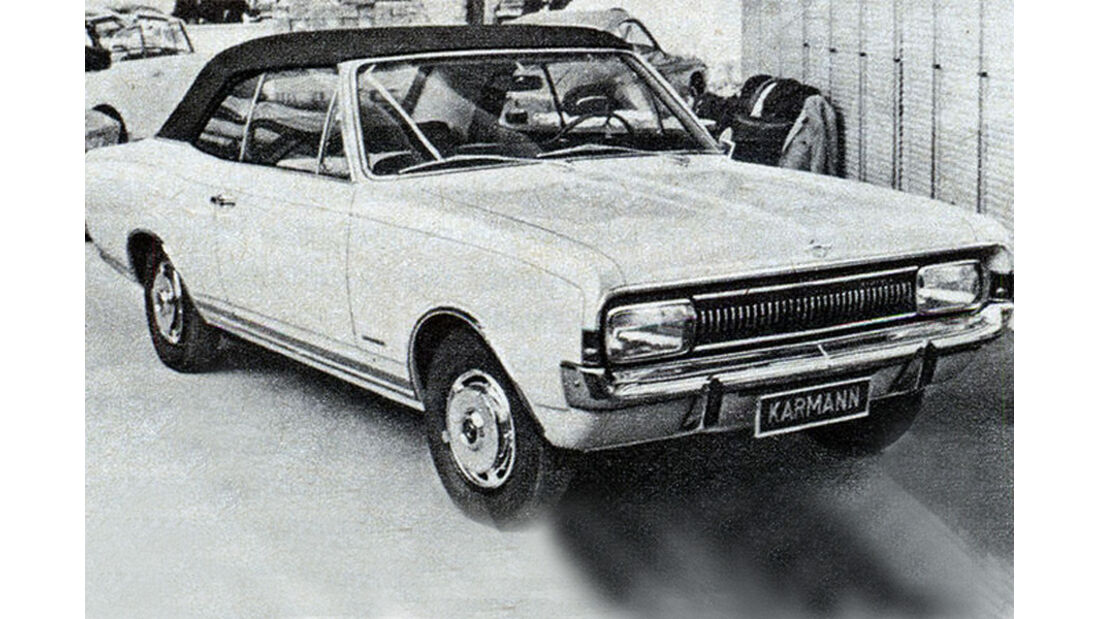 Karmann, Cabrio, Iaa 1967