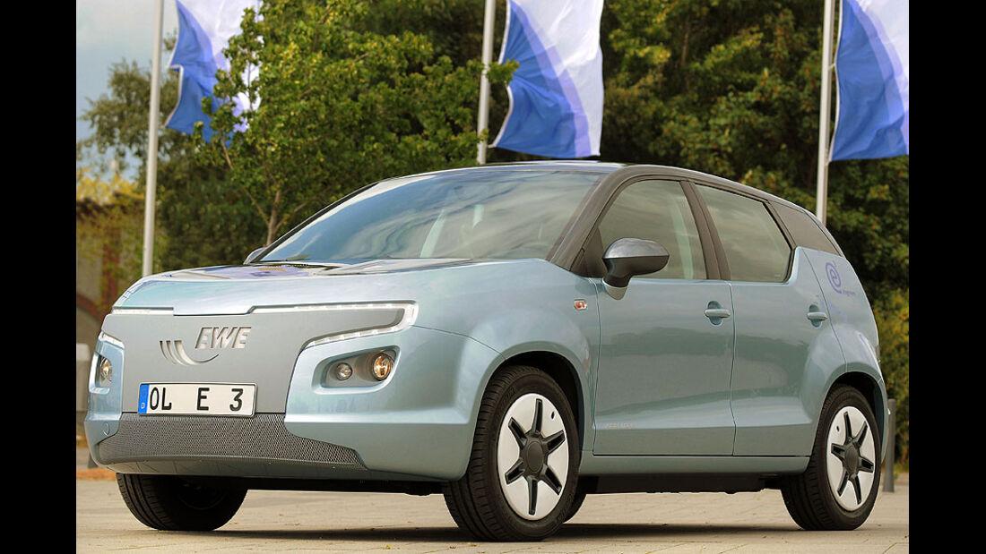 Karmann E3 Elektro-Auto