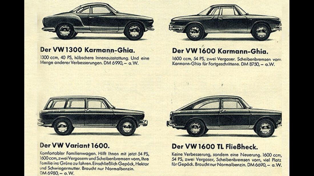 Karmann, IAA 1965