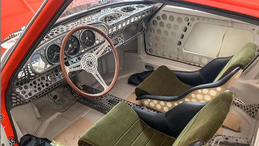 Karmann Konnection Porsche 911
