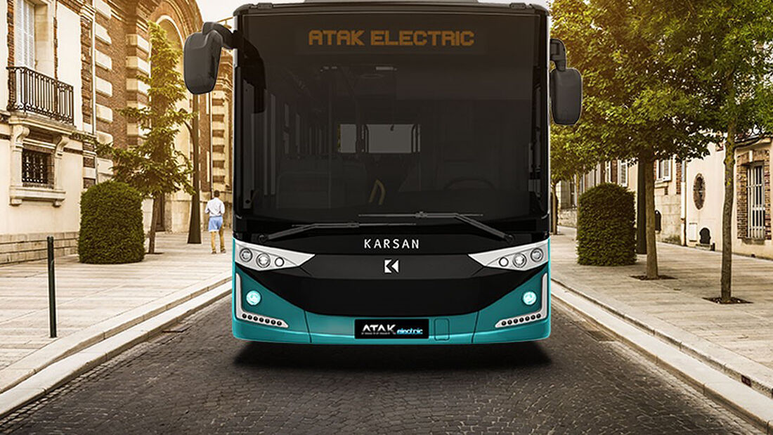 Karsan Atak electric
