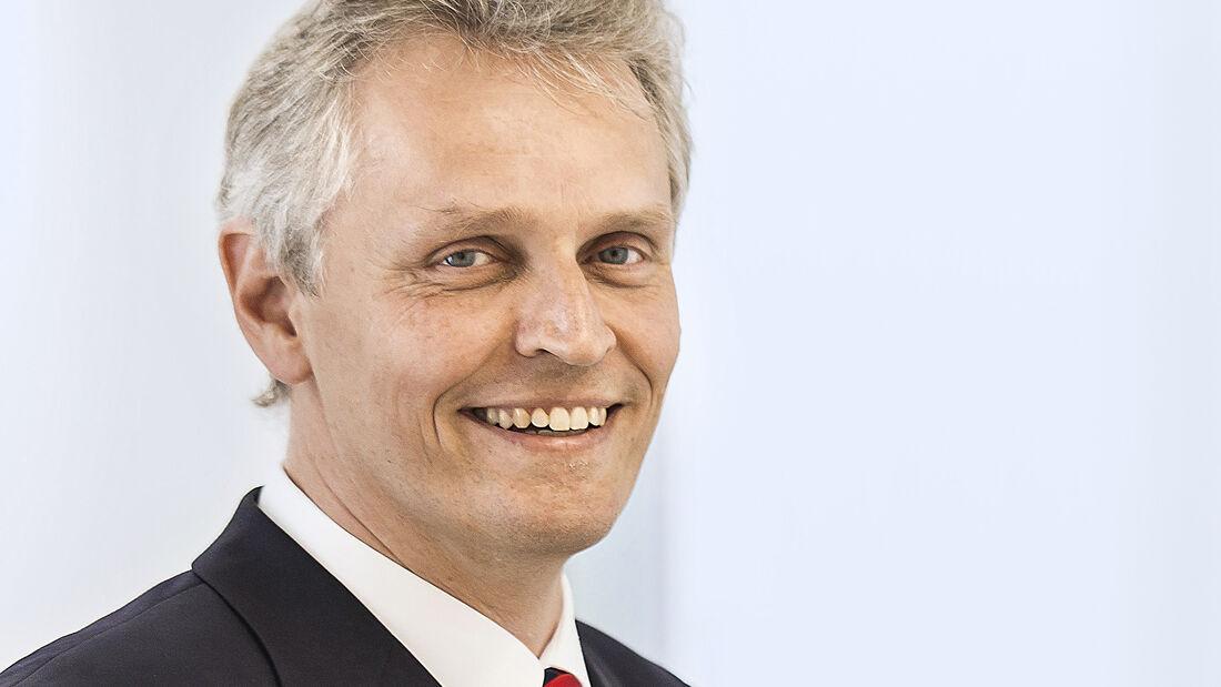 Karsten Lemmer, Vorstandsmitglied DLR, catech-Mitglied
