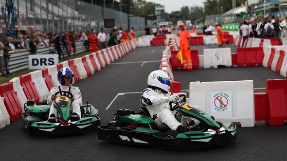 Kart - GP Italien 2017
