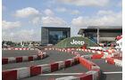 Kartbahn IAA 2011 Atmosphäre