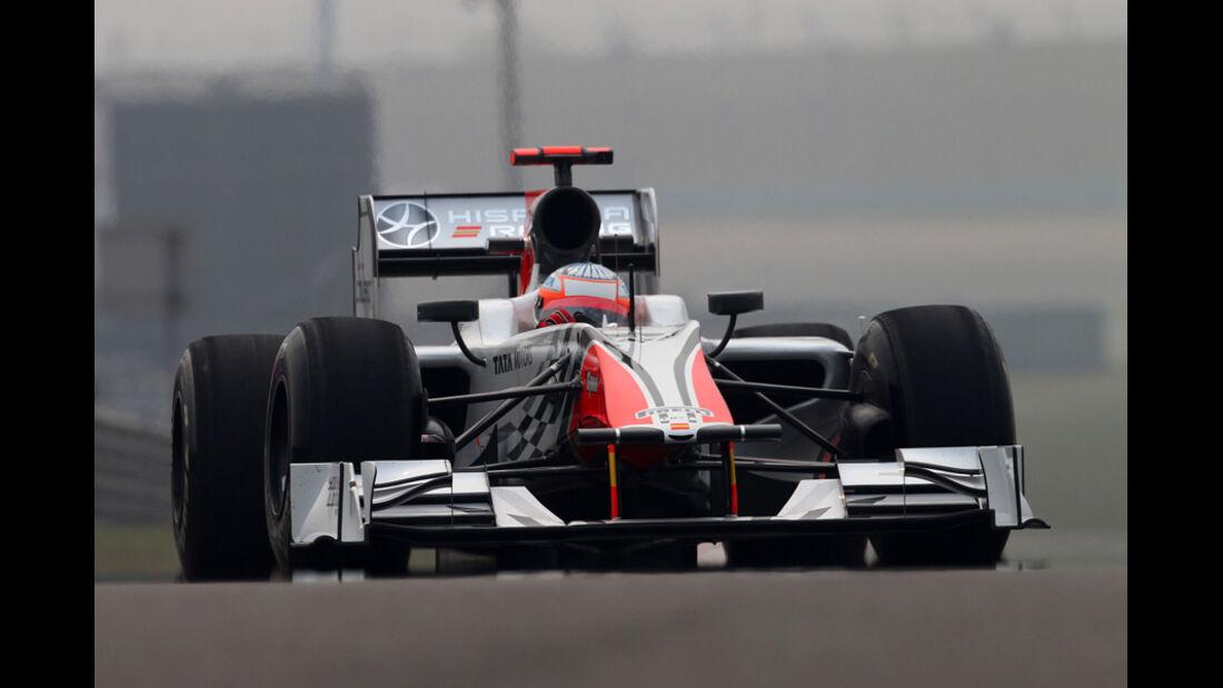 Karthikeyan GP China 2011