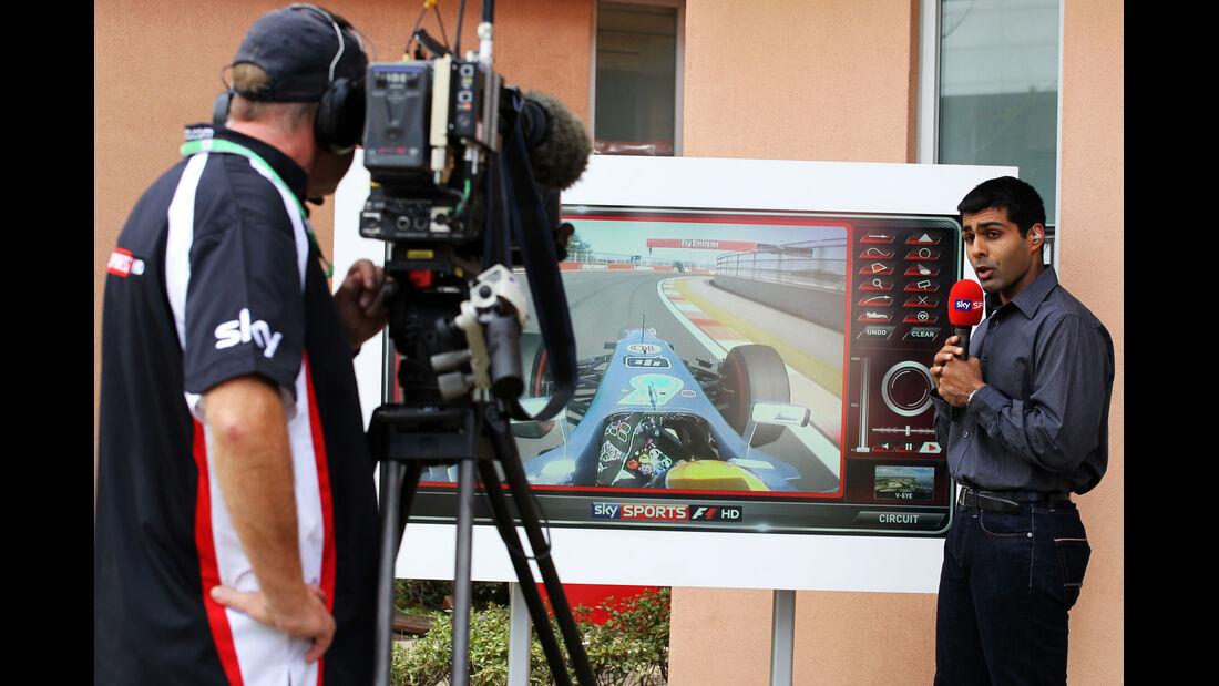 Karun Chandhok - Formel 1 - GP Korea - 5. Oktober 2013