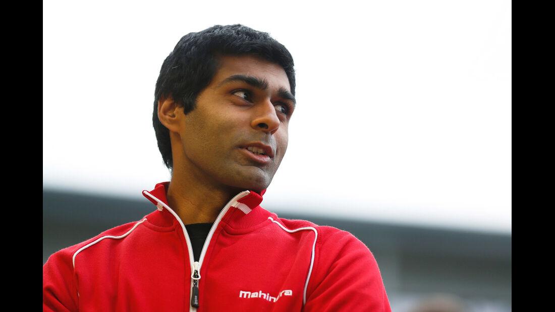 Karun Chandhok - Formel E 2014