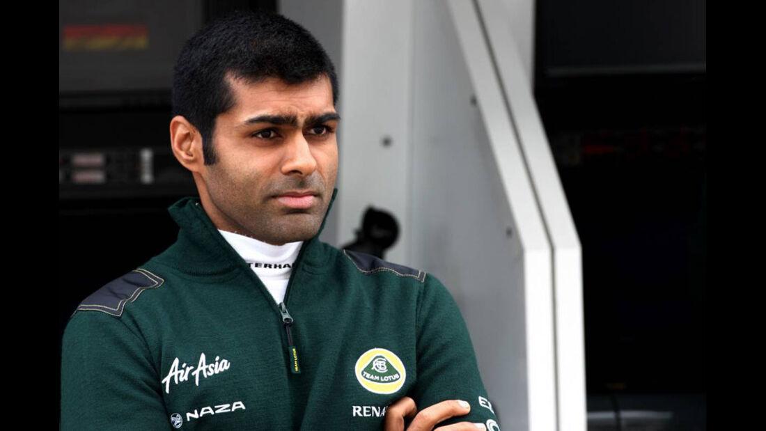 Karun Chandhok - GP Deutschland - Nürburgring - 22. Juli 2011