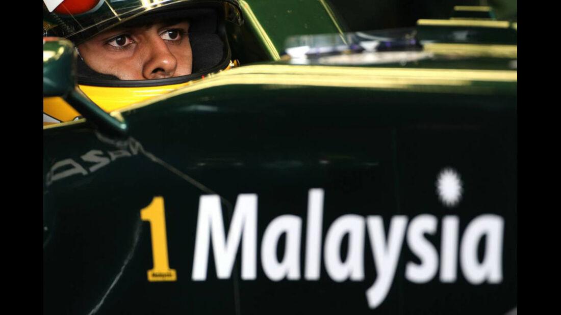 Karun Chandhok - GP Deutschland - Nürburgring - 23. Juli 2011