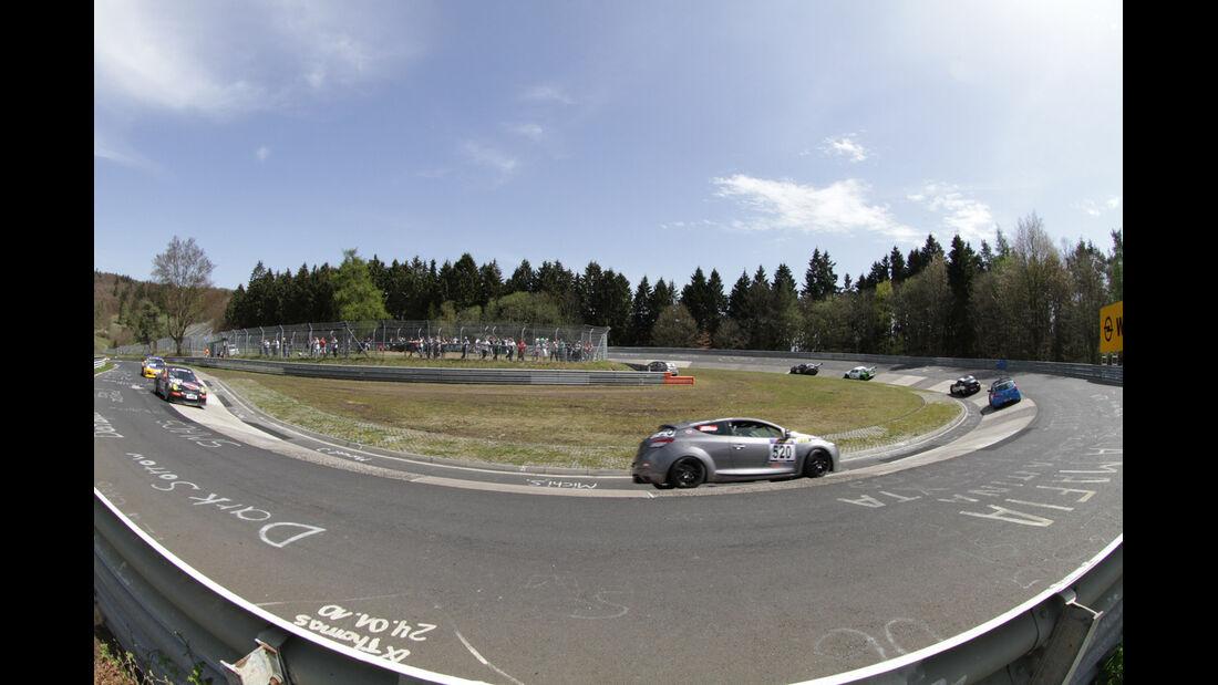 Karussell, VLN Langstreckenmeisterschaft Nürburgring 28-4-2012