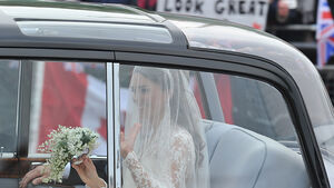 Kate Middleton, Prinz William Hochzeit