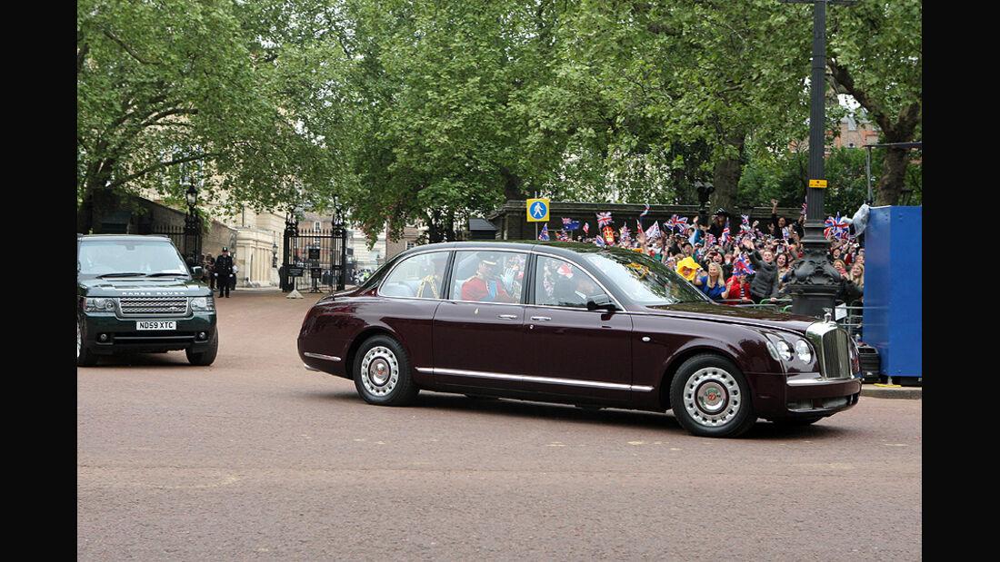 Kate Middleton, Prinz William Hochzeit