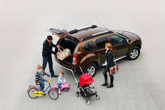 Kaufberatung Familienauto