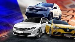 Kaufprämie Neuwagen Frankreich Corona 2020