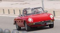 Kaufratgeber Klassiker bis 10000 Euro - Alfa Romeo Spider