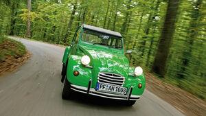 Kaufratgeber Klassiker bis 5000 Euro - Citroen 2 CV