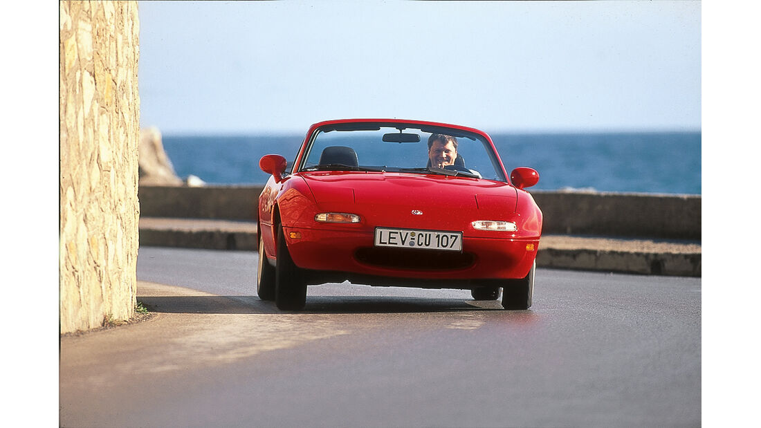 Kaufratgeber Klassiker bis 5000 Euro - Mazda MX-5