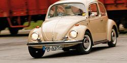 Kaufratgeber Klassiker bis 5000 Euro - VW Käfer
