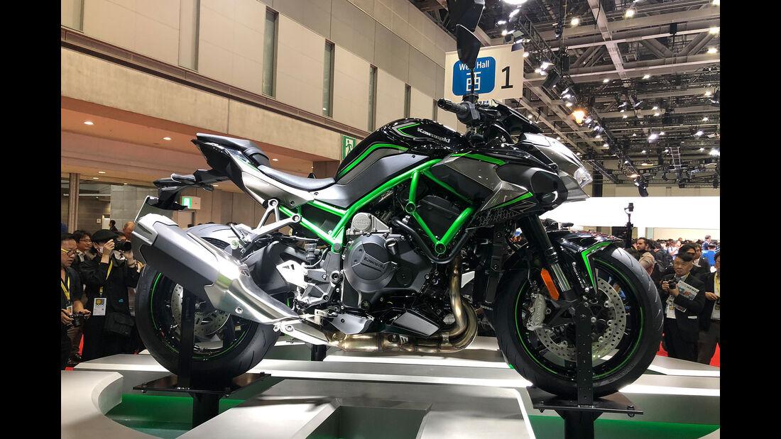 Kawasaki Z H2 Sperrfrist