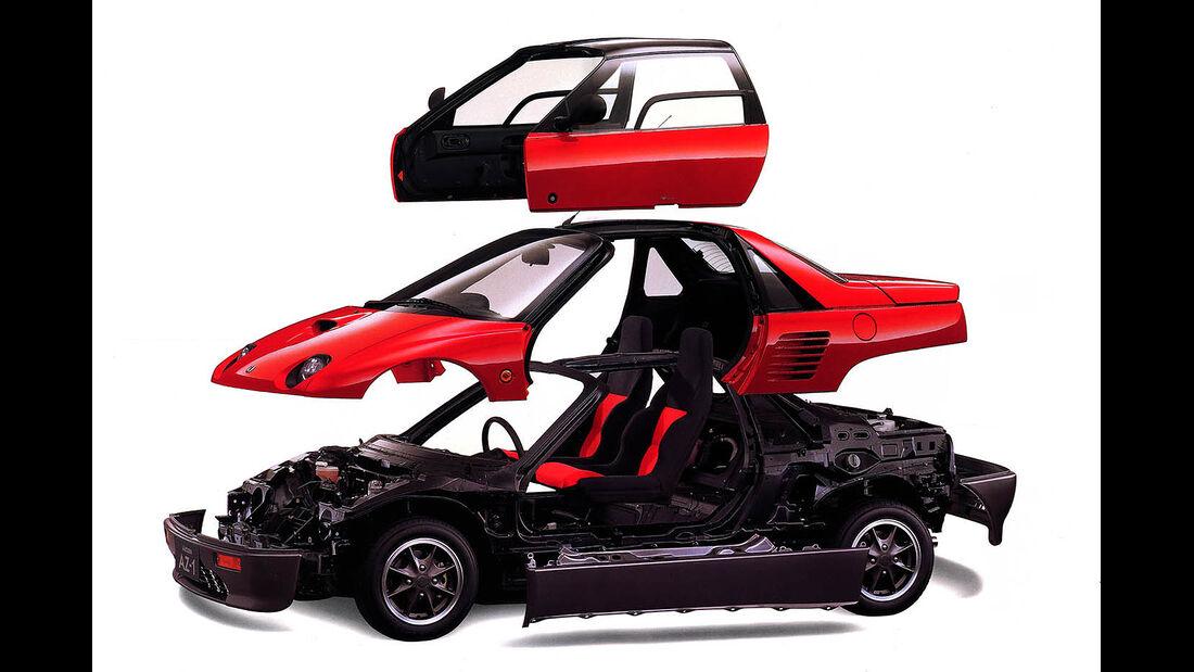 Kei-Car Suzuki Cara