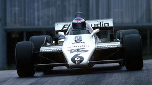 Keke Rosberg - 1982