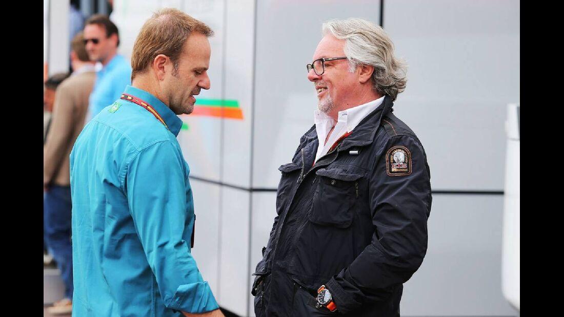 Keke Rosberg  - Formel 1 - GP Monaco - 25. Mai 2014